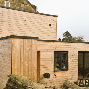 British Cedar Cladding