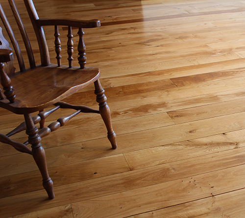 Solid Character English oak flooring1