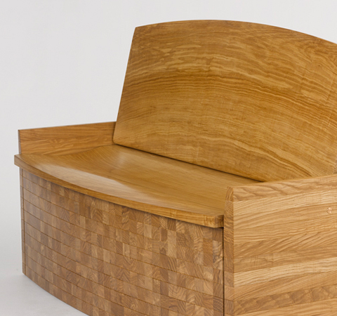 English ash furniture by Matthew Burt Ltd (©Ikon Studios)