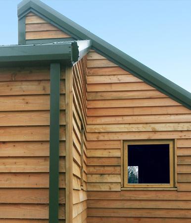 Larch Cladding Vastern Timber
