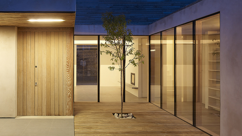 Air dried oak decking | VDEC2 | Hardwood Decking Timber