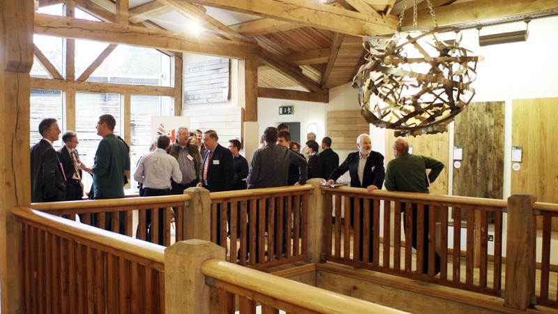 Vastern Timber showroom