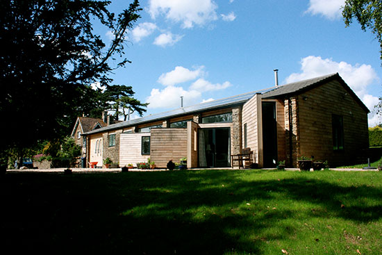 Wiltshire Barn Conversion Vastern