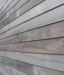Weathered Brimston Ash Cladding