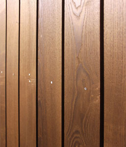 Brimstone Ash Cladding
