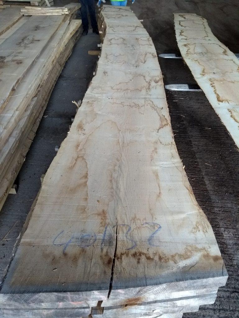 English Ash Log Light pip & Long 40132