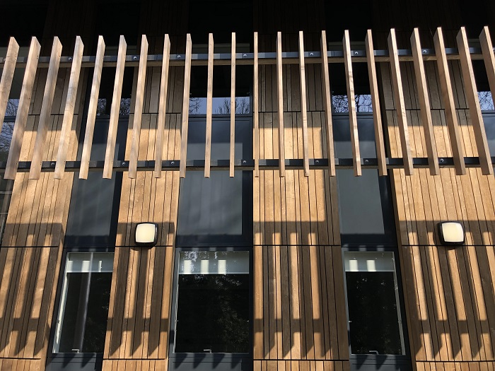 Innovative British timber products