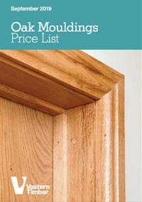 Oak Mouldings Price List