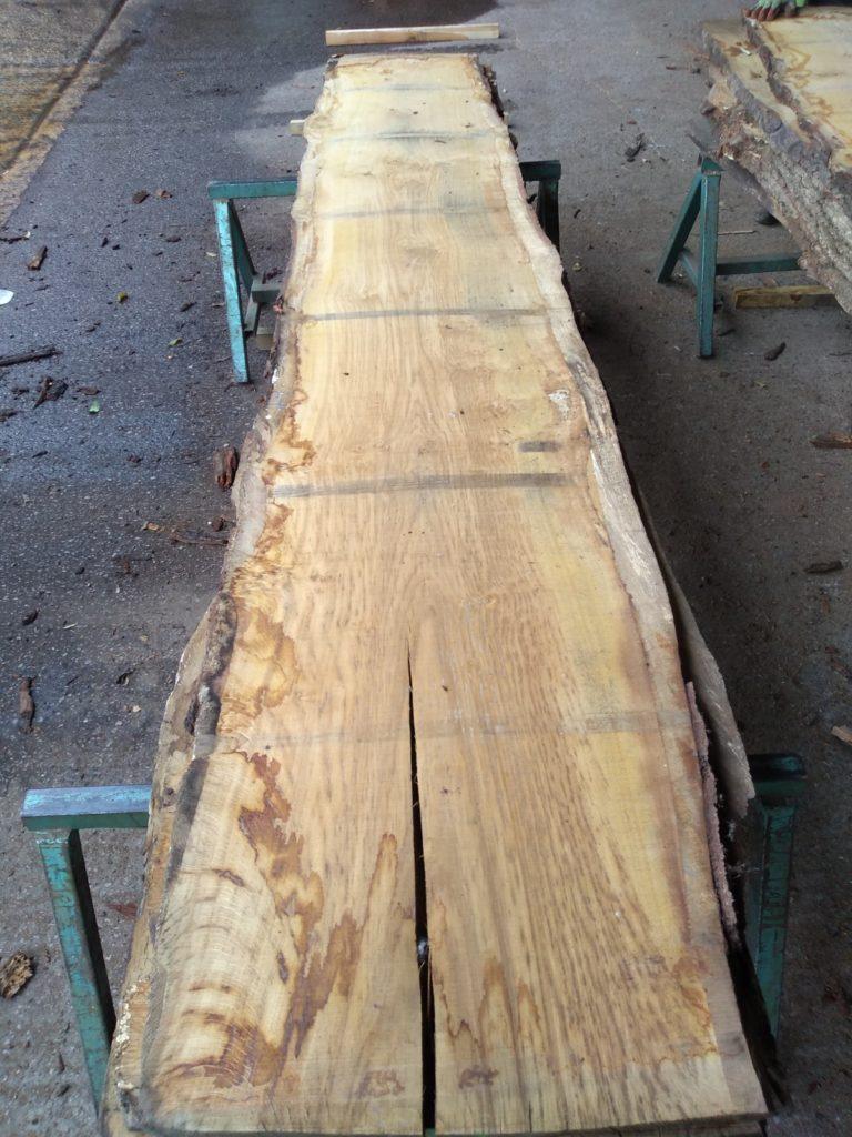 Pippy Tiger Brown Oak 00041