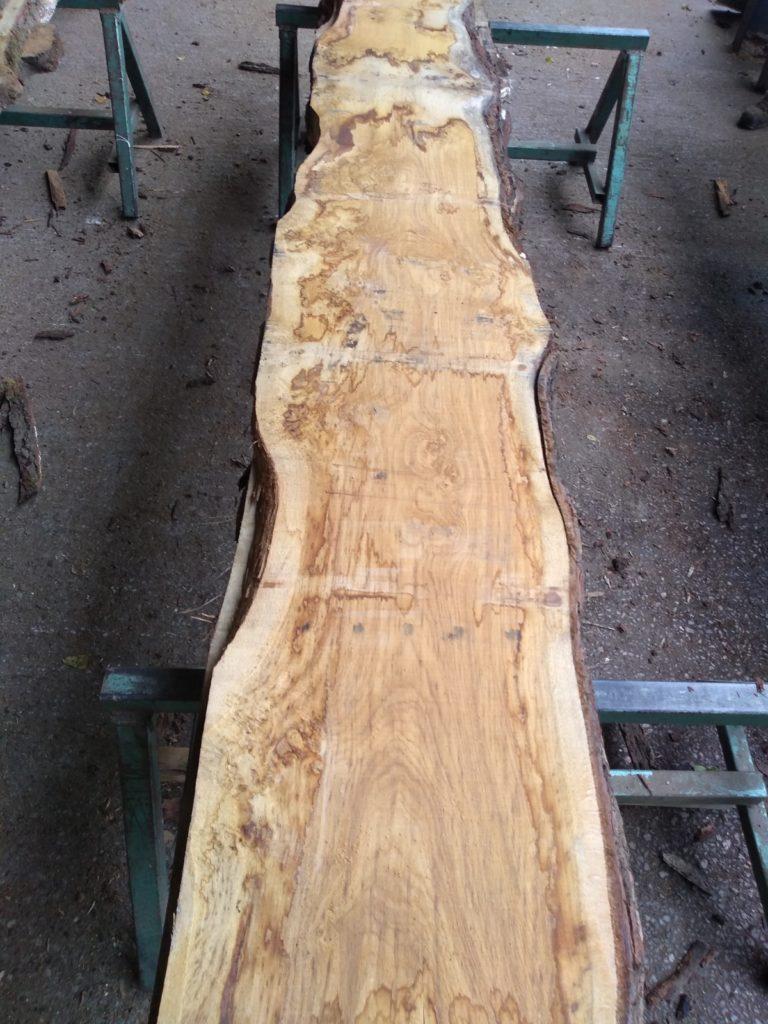 Medium Pippy Tiger Brown Oak 00043
