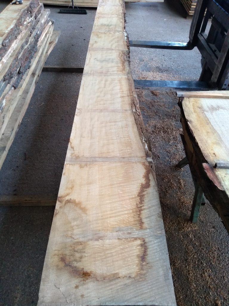 Quarter Sawn & Ripple Oak 00961