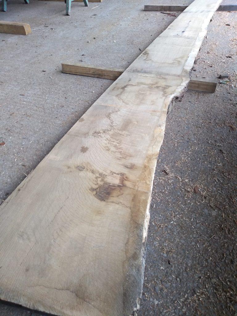 Quarter Sawn Oak Plank 00965