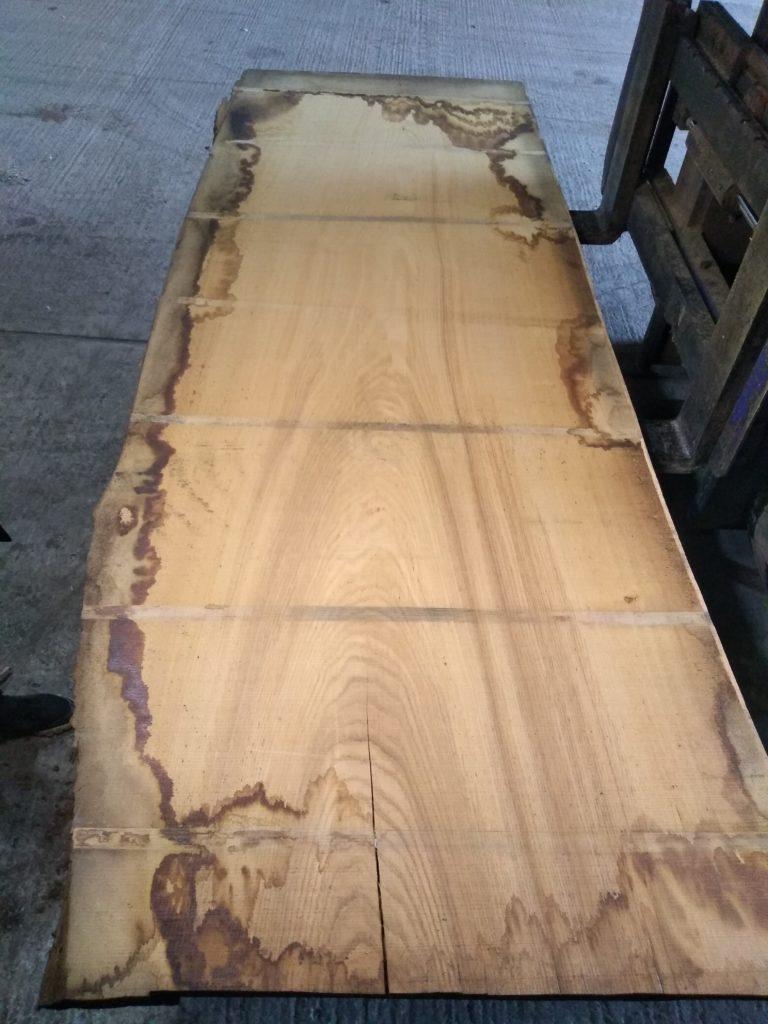 Wide Sweet Chestnut Plank 00044
