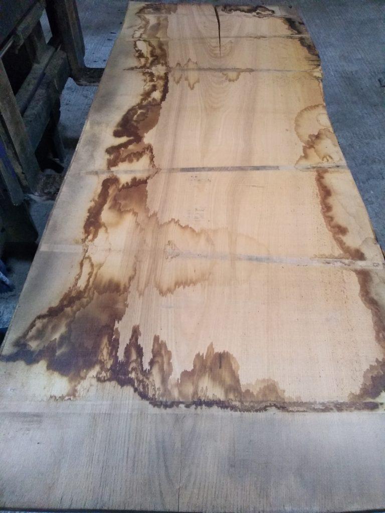 Wide Sweet Chestnut Plank 00046