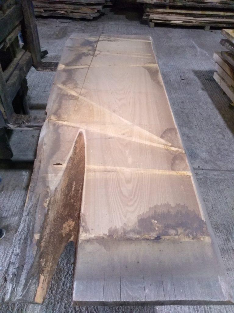 Wide Sweet Chestnut Plank 00047