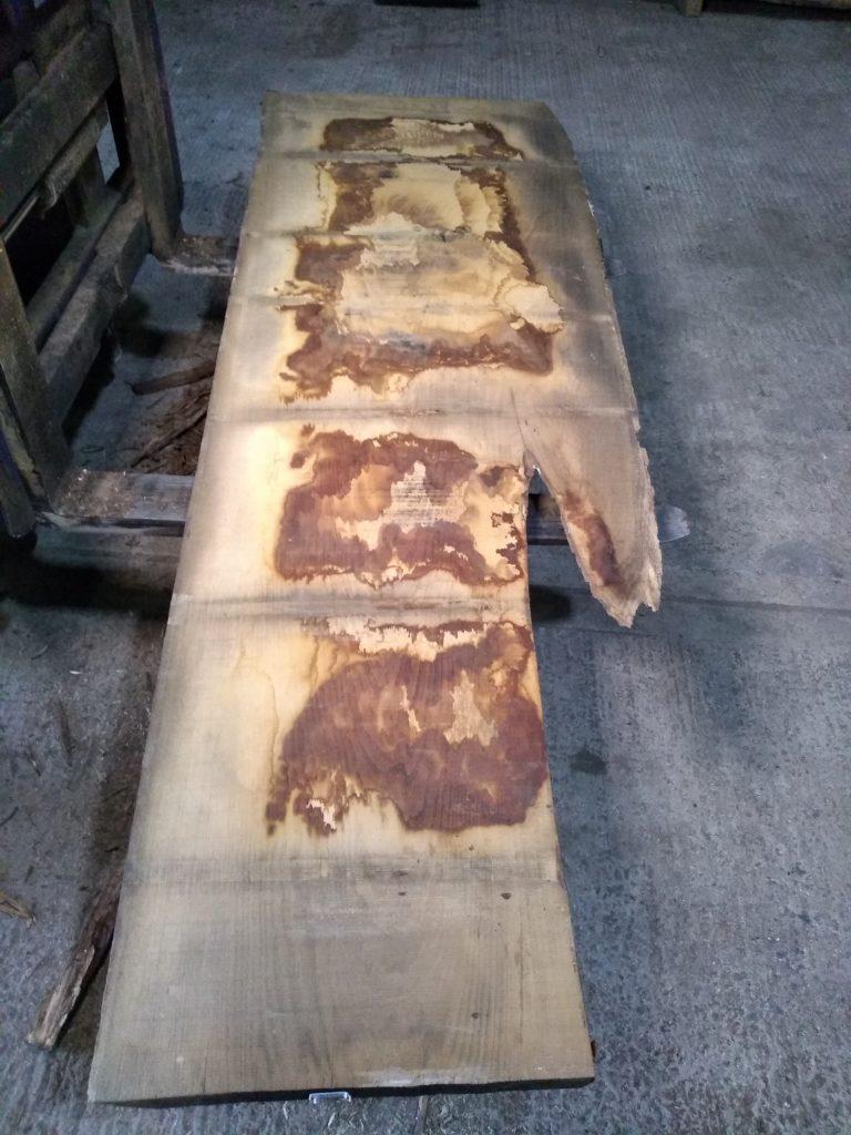 Wide Sweet Chestnut Plank 00050
