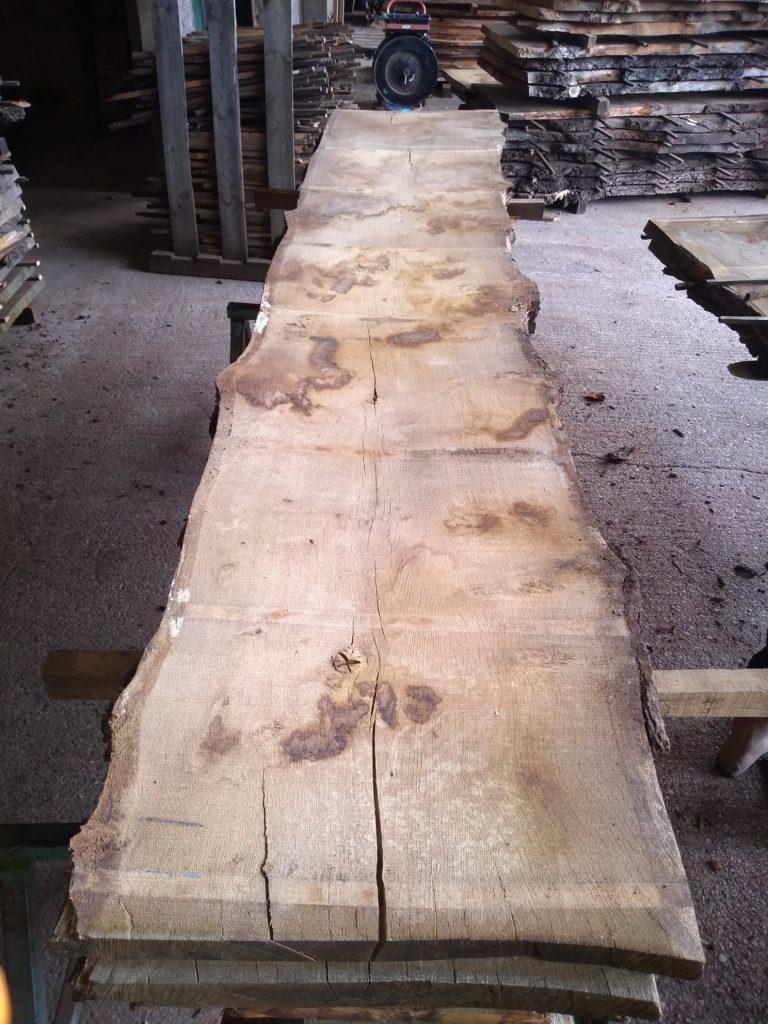 English Pippy Oak Log 00968