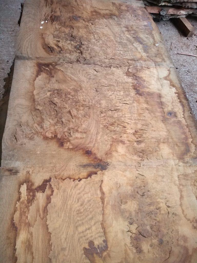 00993 Heavy Pippy Oak Log