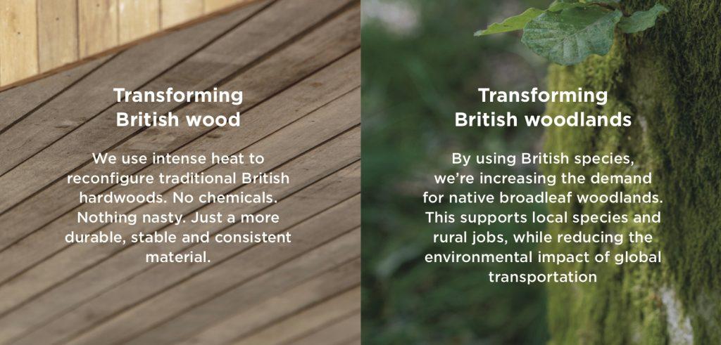 Transforming British Wood