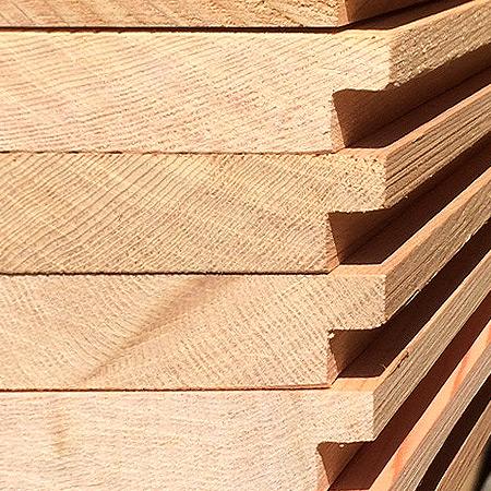 Canadian Cedar Halflap Cladding